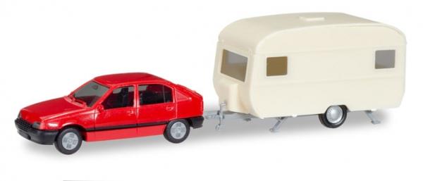 MiKi Opel Kadett E m. Wohnanh.
