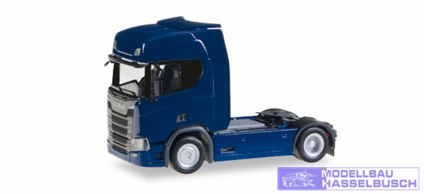 Scania CR20 Zgm dunkelblau