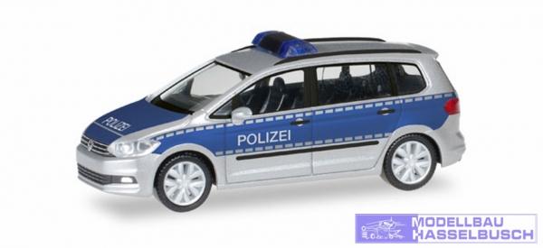 """VW Touran """"Polizei Niedersachs"""