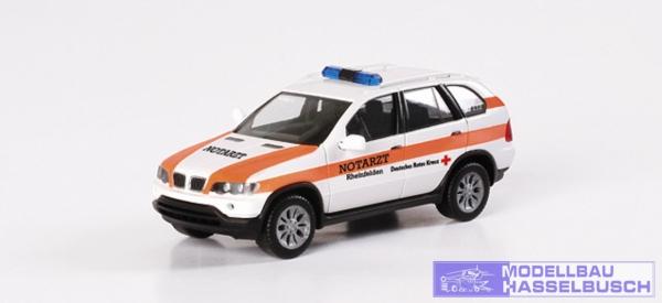 "BMW X5 ""DRK Rheinfelden"""