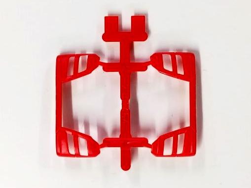 Herpa - Stoßstange MAN - rot