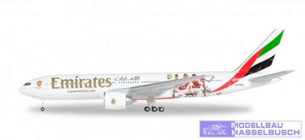 B777-200LR Emirates-Arsenal