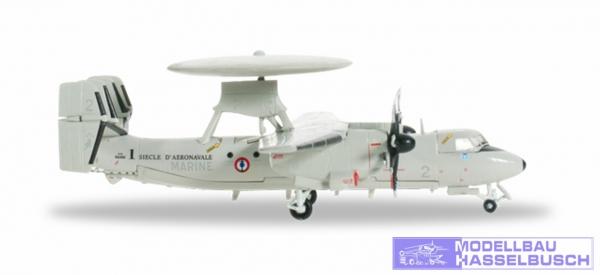 French Navy Grumman E-2C Hawkeye, 4 Flotille