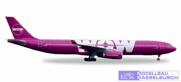 A330-300 Wow Air