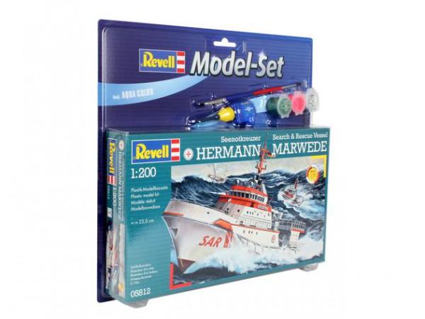 Model Set DGzRS Hermann Marwede