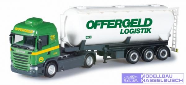"Scania R´13 HL SiloSzg ""Offerg"