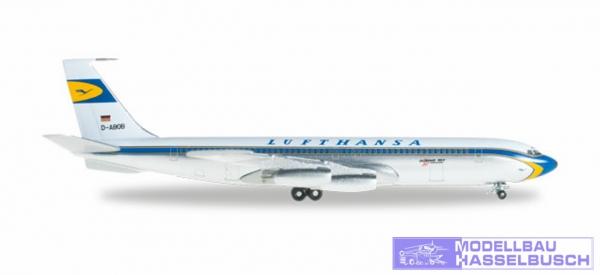 B707-400 Lufthansa