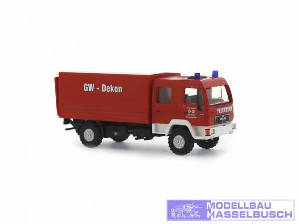 MAN Dekon-P Feuerwehr Tettnang
