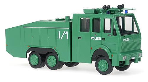 WAWE 9000 Bereitschaftspolizei Wiesbaden