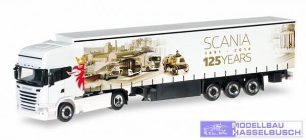 """Scania R13 TL GaPlSzg """"125 J S"""