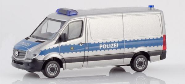 MB Sprinter`13 Kast. Polizei S