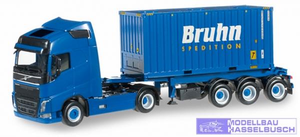 """Volvo FH Gl. BuCoSzg """"Bruhn"""""""