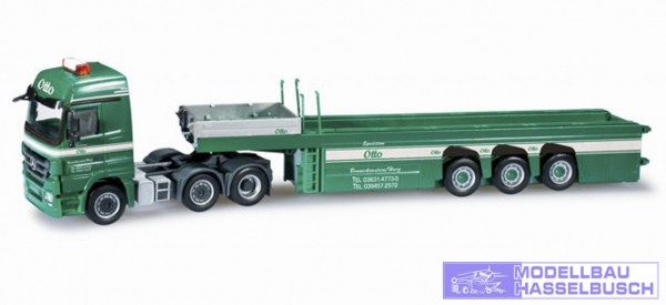 "Mercedes-Benz Actros LH Betonteiletransporter ""Otto Spedition"""